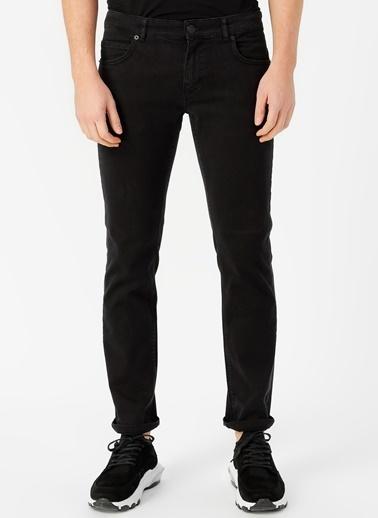 Fabrika Fabrika Siyah Erkek Chıno Pantolon Siyah